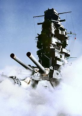 大日本帝国海軍 戦艦長門