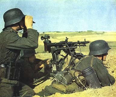 ドイツ第三帝国 国防軍歩兵