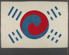 韓国 デニー 太極旗