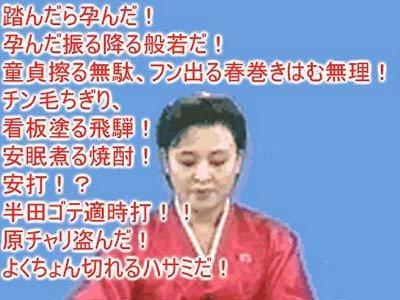 北朝鮮 アナウンサー