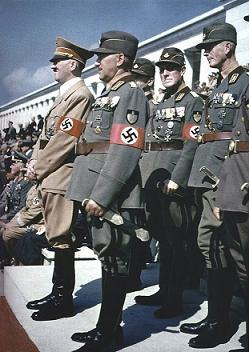 ドイツ 党大会 アドルフ・ヒトラー総統閣下
