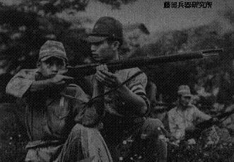 ビルマの日本兵