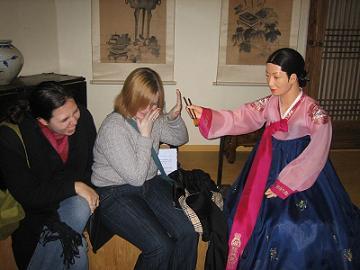 韓国料理と外国人