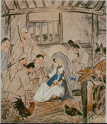 韓国 キリスト ニダー・ウリストの誕生