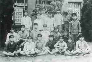台湾 高座海軍工廠合格児童