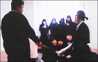 韓国 体罰