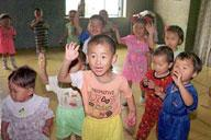 朝鮮人の子供