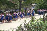統一朝鮮の教育
