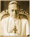 ローマ法王 ピオ11世