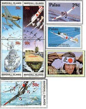 パラオの切手