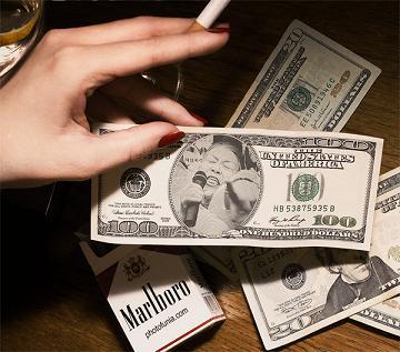 100ドル紙幣 売春婦 慰安婦