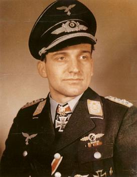 ドイツ空軍 ハンス・ウルリッヒ・ルーデル大佐
