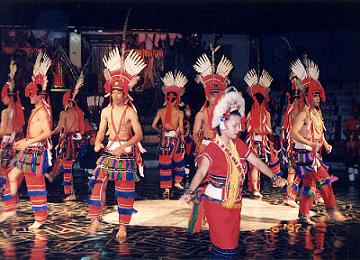 台湾 アミ族