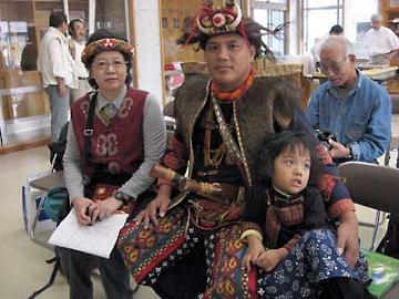 台湾 パイワン族