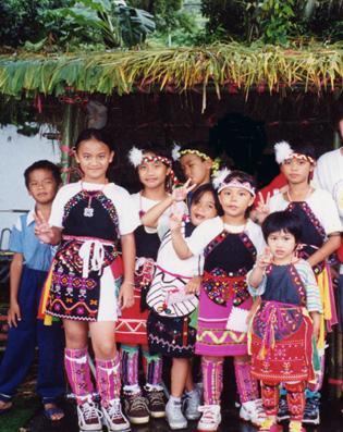 台湾 ピュマ族