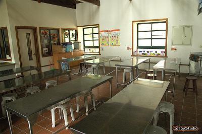 台湾 森林の小学校