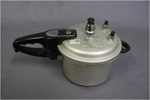 中国製 圧力鍋