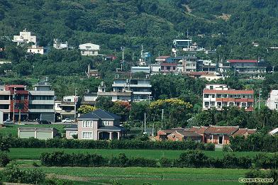 台湾 新竹県 新埔郷
