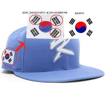 韓国 WBCグッズ 太極旗
