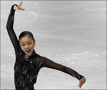 韓国 フィギュアスケート キム・ヨナ