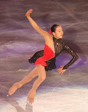 フィギュアスケート 浅田真央