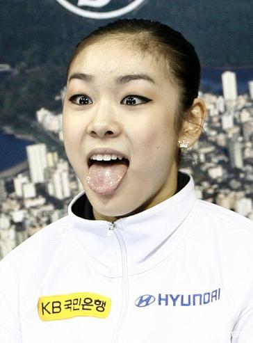 フィギュアスケート キム・ヨナ