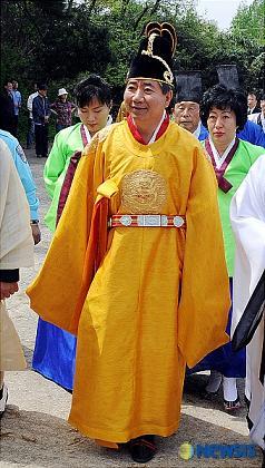 韓国 盧武鉉前大統領 ノムたん