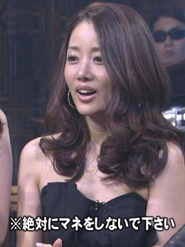 韓国 ユン・ソナ 絶対にマネをしないで下さい