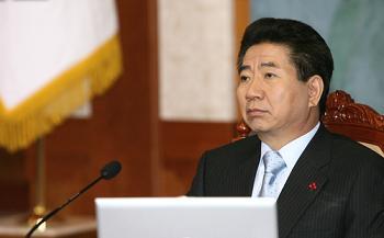 韓国 盧武鉉前大統領