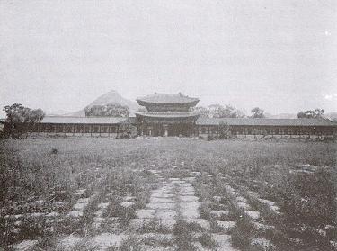 韓国 弘礼門