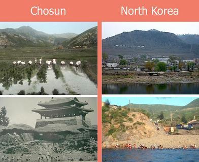 李氏朝鮮と北朝鮮