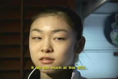 韓国 キム・ヨナ フィギュアスケート