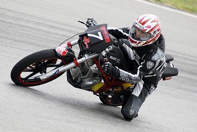 台湾 バイク選手