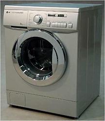 韓国LG社製洗濯乾燥機