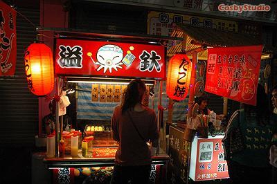 台湾 逢甲観光夜市