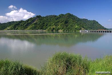 台湾 南投県 集集攔河堰