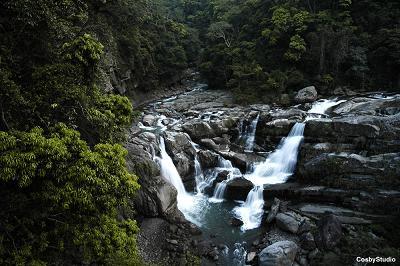 台湾 苗栗県 神仙谷