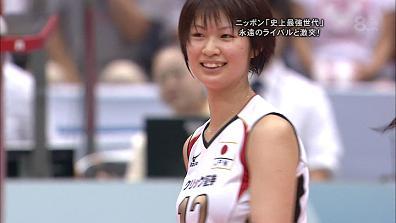 女子バレーボール 日本代表 木村沙織