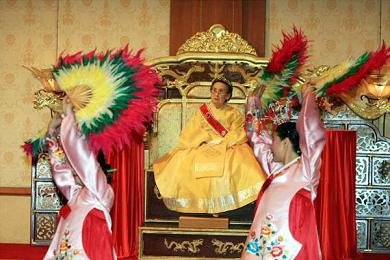 韓国 王室