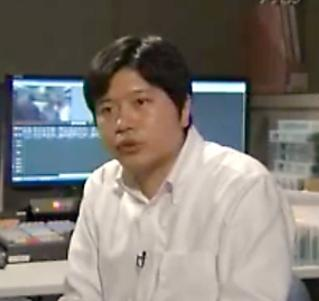 NHK 濱崎憲一 反日 中共の狗 左翼 工作員 売国奴