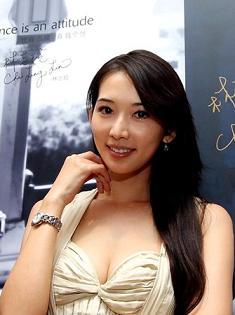 台湾 林志玲 リン・チーリン