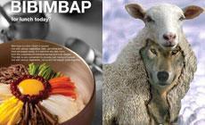 韓国 ビビンパ 羊頭狗肉