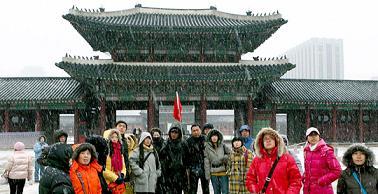 韓国 中国人観光客