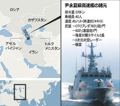 韓国 尹永夏高速艇