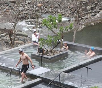台湾 温泉