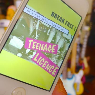 teenage licence