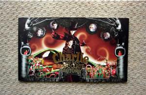 『チャーリーとチョコレート工場』のパンフレット