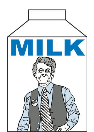 牛乳に相談だ!