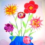 ○△□の花