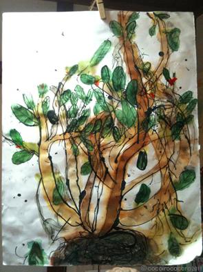 K_フランスゴムの木